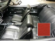 70 Chevrolet Chevelle Seat Cover Upholstery Front+Rear USA MADE! BRAND NEW!