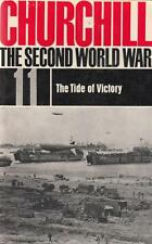 The Second World War: 11 the Tide of Victory - Winston Churchill - Acceptable...