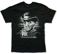 "VOLBEAT ""BART TOUR 2014""  BLACK T-SHIRT NEW OFFICIAL ADULT NORTH AMERICA US"