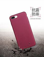 Elegant Soft 360° Protection Silicone TPU Matte Cover Case For iphone 7/7 Plus