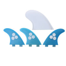 Carbon Honeycomb Surfboard Fins Outdoor Base Performance Surfing Thrusters (3)