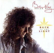 Brian May Back To The Light UK CD album (CDLP) CDPCSD123 EMI 1992