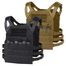 Rothco Lightweight MOLLE Tactical Armor Plate Carrier Vest w/Mag Pouches