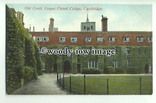 tp9314 - Cambs - Old Court at the Corpus Christi College, Cambridge - postcard