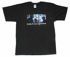 Depeche Mode Touring the Angel Coachella Show 2006 2005 Tour Black T Shirt NEW