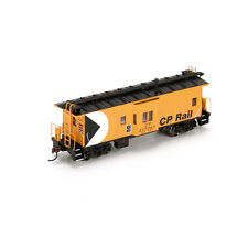 Athearn 75005 HO Canadian Pacific Bay Window Caboose #437267