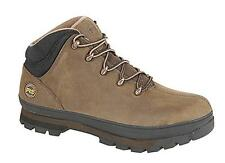 Mens New Timberland 'SPLITROCK PRO' Gaucho Brown Leather Hiker Type Safety Boots