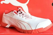 PUMA FUTURE CAT SUPER LT - Mens Running New Shoes-White/Red-304428 01
