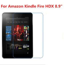 1x/2x/4x Lot Clear LCD Screen Protector For Tablet Amazon Kindle Fire HDX 8.9""