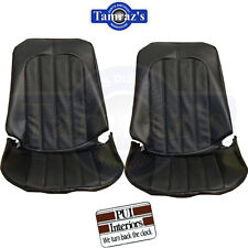 1970 Skylark Front Seat Covers Upholstery 350 / Custom / GS / 455 PUI