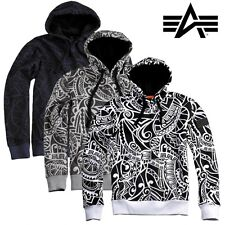 Alpha Industries Men'S Hoody Tonga Hoodie Pullover Sweater Hood S to 3XL NEW