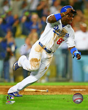Yasiel Puig LA Dodgers MLB Licensed Fine Art Prints (Select Photo & Size)