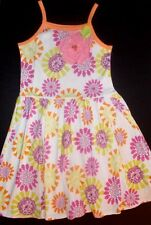 Baby Lulu Alexa tank floral dress sundress girls 4 6 6X NWOT