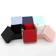 Present Gift Boxes Case For Bangle Jewelry Ring Earrings Wrist Watch Box Fashion