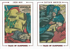 Marvel Avengers Silver Age Cut Archive Card TS98 Tales of Suspense 9/40