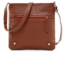 Fashion Women PU Leather Shoulder Bag Hobo Tote Satchel Crossbody Bag HandBag