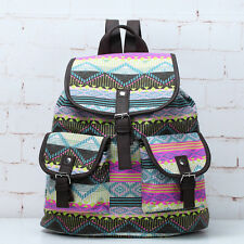 Women's Daypack Handbag Travel Backpack Bag Schoolbag Bookbag Satchel Rucksack