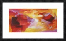 Global Gallery 'Ipanema' by Teo Vals Perelli Framed Painting Print