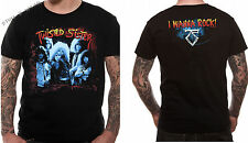 Official Twisted Sister I Wanna Rock T Shirt  Band Photo Heavy Metal Rock SALE