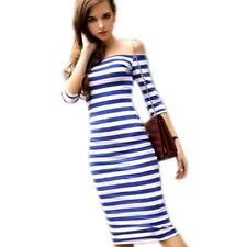 Sexy Dress Off Shoulder Summer Vestidos Casual Party Bodycon Ukraine Dresses Cot