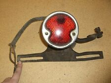 1932 Ford Tail Light w/Mouting & License Plate Bracket Original Duece Coupe