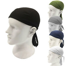 Bike Pirate Scarf Sports Bicycle Hat Headband Riding Cycling Cap Headscarf