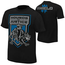 "Official WWE - The Shield ""Hounds of Justice"" Authentic T-Shirt"