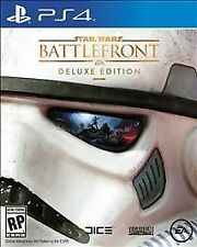 Star Wars Battlefront Deluxe Edition - Sony Playstation 4 PS4