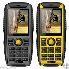Kenxinda W3 Waterproof Shockproof Dustproof Bluetooth Dual SIM GSM Cell Phone