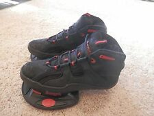 Mens Strength Shoes, Size 11.5, Black/Red