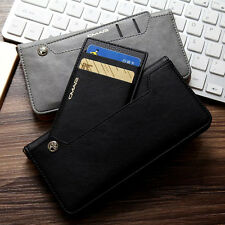 New Luxury Leather Case Card Slot Stand Wallet Cover Skin For iPhone 7/7 Plus