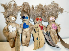 Adorable Voodoo Doll Ornaments Hand Made in New Orleans