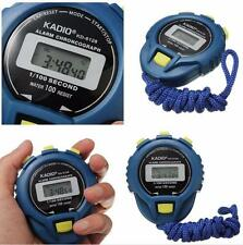 NEW Waterproof LED Stopwatch Chronograph Digital Date Timer Counter Sport Watch