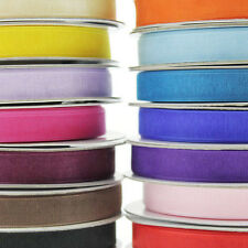Organza Sheer Rolls Gift-wrapping Ribbon, 25 Yards