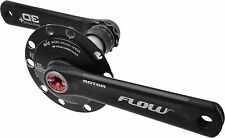 ROTOR FLOW MAS AERO 110 BCD Compact ROAD Crank - [Size: 170mm-175mm]