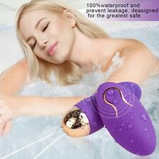 20 frequency Personal Magic Wand Massager Vibrating Egg 100%waterproof 2017 new