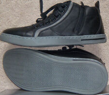 New Mens Rock & Republic Barron Fashion Sneakers Black/Grey MSRP $90