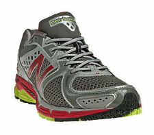 New Mens New Balance 1260 v2 M1260GR2 Running Shoes Silver/Red MSRP $145