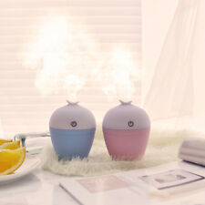 120ML LED Air Aroma Essential Oil Diffuser Ultrasonic Aromatherapy Humidifier