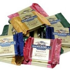 GHIRARDELLI CHOCOLATE SQUARES VARIETY BAG (5 Flavours) Lindt Lindor christmas
