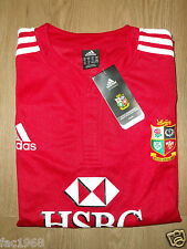 British and Irish Lions South Africa Tour 2009 Rugby Shirt Jersey HSBC XXL BNWT