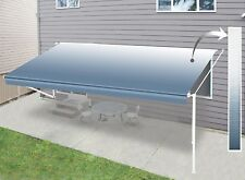 Aleko Retractable RV or Home Patio 8ft. W x 8ft. D Awning