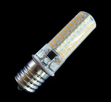 10x Dimmable E17 80-4014SMD LED Light BULB 5W 500LM 110/240V Silicone White/warm