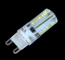 10 Dimmable G9 80-3014SMD LED Light BULB 3.5W 350LM 110/240V Silicone White/warm