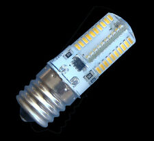 10x 3.5W Dimmable E17 3014SMD 80LED Bulb Silicone Lamp 110/220V 350LM White/Warm