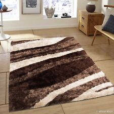 AllStar Rugs Hand-Tufted Chocolate/Brown Area Rug