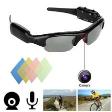 720P Sports Action Sunglass Glasses Spy Camera Video Camcorder Cleaning Cloth KJ