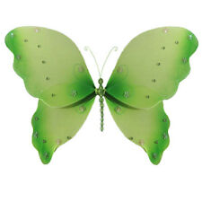 The Butterfly Grove Sophia Butterfly Hanging Organza Nylon 3D Wall Decor
