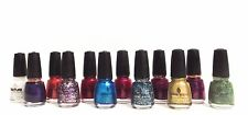 China Glaze Nail Polish Color ISLAND ESCAPE Collection Variations # 960-965