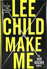 1st Ed 1st Pr Make Me Jack Reacher 20 by Lee Child HC/DJ (see our others!)